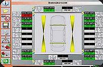 EXXACTS - berührungsfreie Fahrzeugvermessung im Autohaus Keglovits